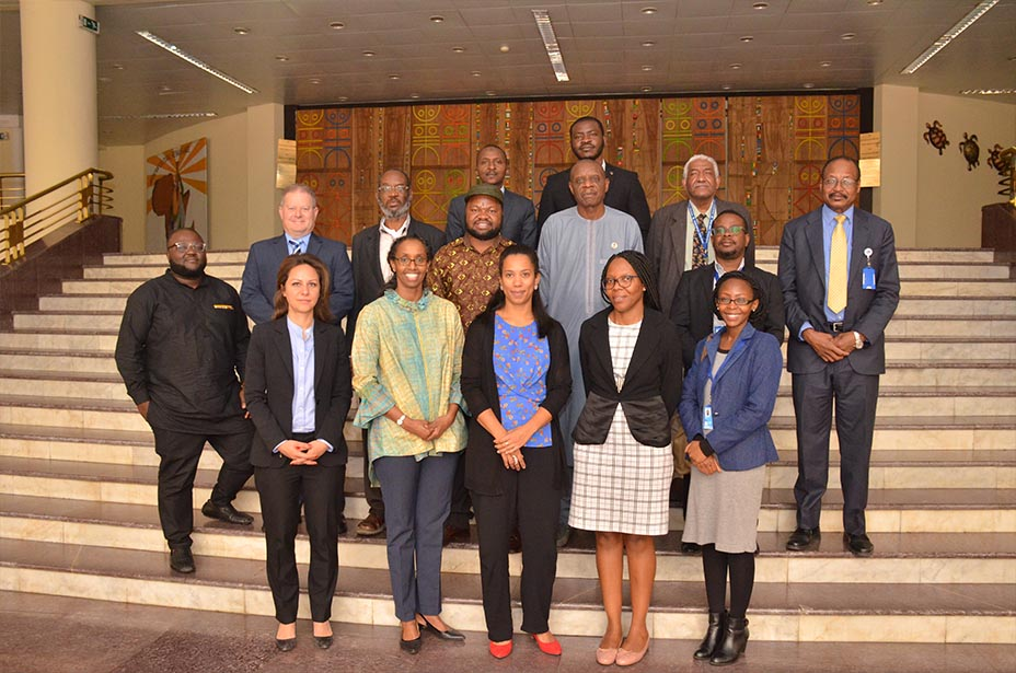 Read more about the article MEMBERS OF THE CONSORTIUM TO STEM ILLICIT FINANCIAL FLOWS (IFFs) FROM AFRICA LEADING THE DEVELOPMENT OF AN IFFS INDEX TO AID AFRICAN MEMBER STATES.