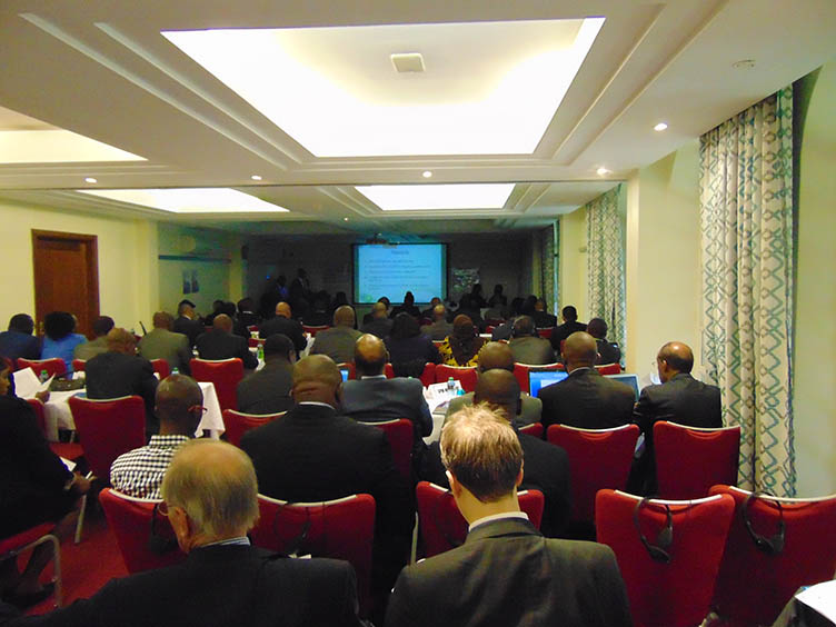 Read more about the article NAIROBI SUB-REGIONAL WORKSHOP – SEPTEMBER