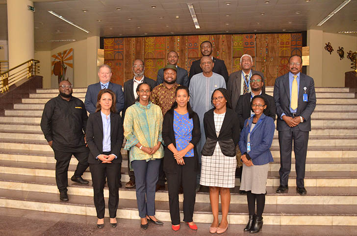 Read more about the article TRUST AFRICA – CoDA STRATEGY MEETING 2019 PICTURES
