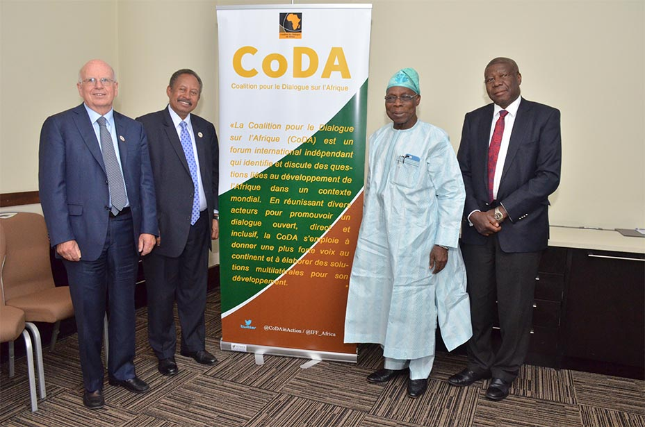 Read more about the article CoDA BOARD OF DIRECTORS REAFFIRMS ITS SPIRIT OF COLLABORATION WITH THE AFRICAN UNION AND ITS ORGANS IN SUPPORT OF THE AfCFTA